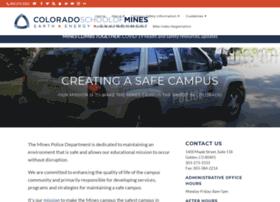publicsafety.mines.edu
