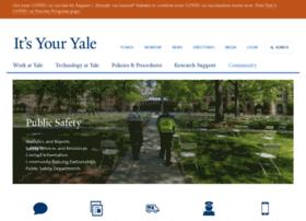publicsafety.yale.edu