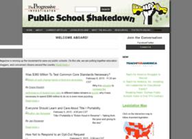 publicschoolshakedown.org