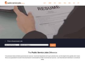publicservicejobs.com.au