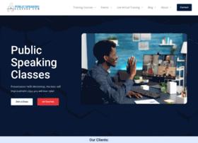 publicspeakingclasses.com