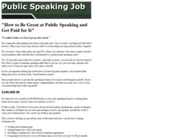 publicspeakingjob.com