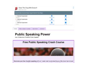 publicspeakingpower.com