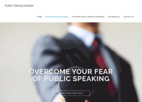 publicspeakingtraining.net