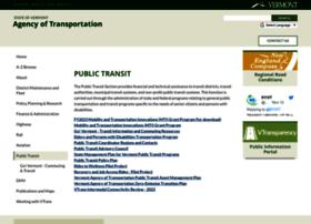publictransit.vermont.gov