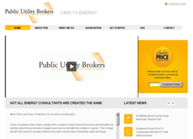 publicutilitybrokers.com