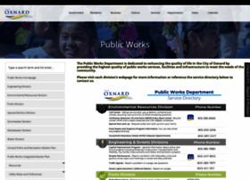 publicworks.cityofoxnard.org