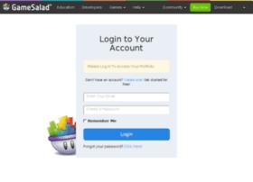 publish.gamesalad.com