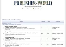 Publisher-world.com