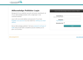 publisher.adknowledge.com