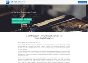 publisher.e-sentral.com