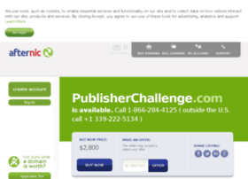 publisherchallenge.com