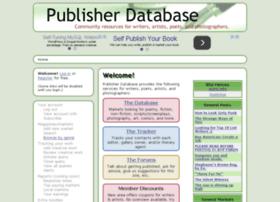 publisherdatabase.com