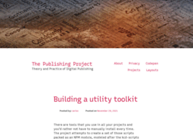 publishing-project.rivendellweb.net