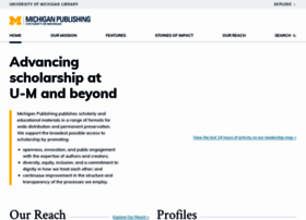 publishing.umich.edu