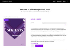 publishinggenius.com