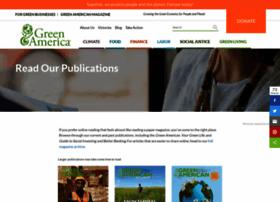 pubs.greenamerica.org
