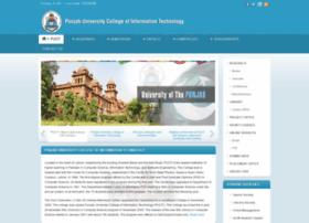 pucit.edu.pk
