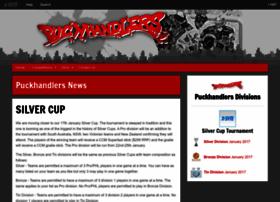 puckhandlers.hockeysyte.com