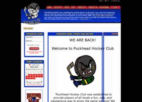 puckheadhockey.com
