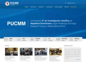 pucmm.edu.do