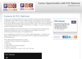 pucschools.hrmdirect.com