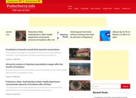 pudhucherry.info
