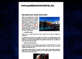 pueblauniversitaria.mx