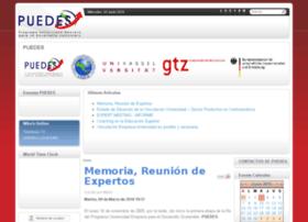 puedes.csuca.org