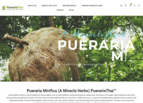 puerariathai.com