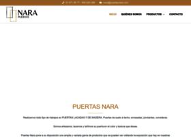 puertasnara.com