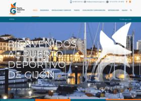 puertodeportivogijon.es