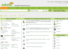 puertolacruz.askalo.com.ve