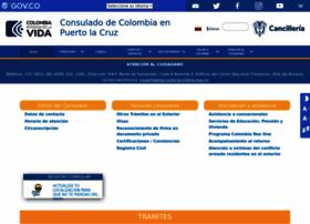 puertolacruz.consulado.gov.co