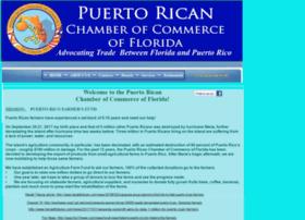 puertoricanchamberofflorida.com