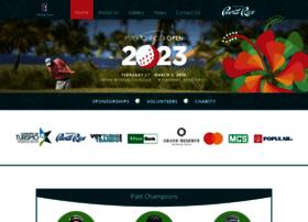 puertoricoopen.golf