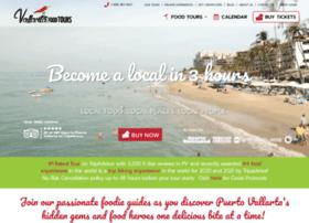 puertovallartafoodtours.com