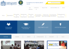 puj.edu.co