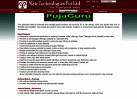 pujaguru.nairtechnologies.com