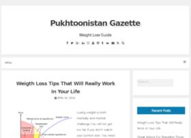 pukhtoonistangazette.com