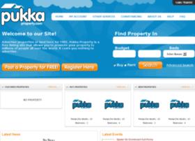 pukkaproperty.com