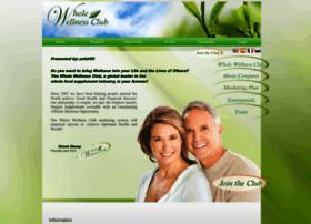 pulat50.wholewellnessclub.com