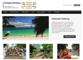 pulaupangkor.net