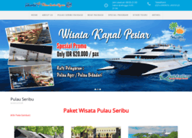 pulauseribu-resorts.com