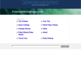 pulauseribucottage.com