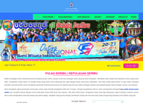 pulauseriburesort.com