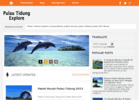 pulautidung-explore.com