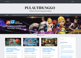 pulautidunggo.com