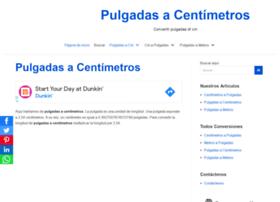 pulgadasacentimetros.net