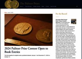 pulitzer.org